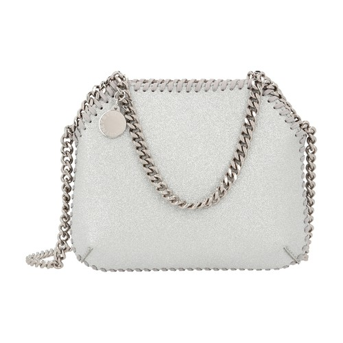 Glitter mini shoulder bag