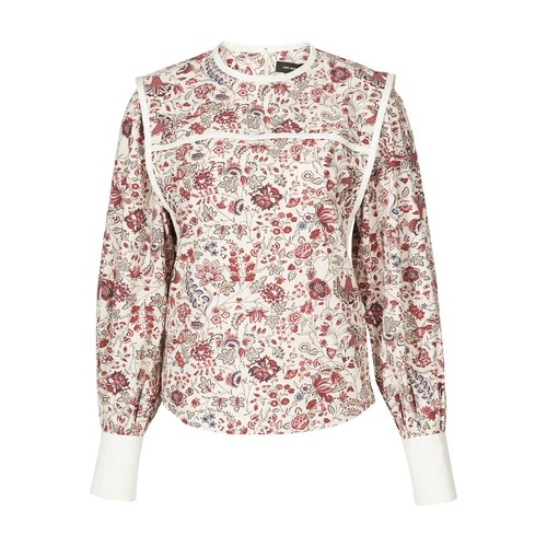 Isabel Marant Cottons CASEY TOP