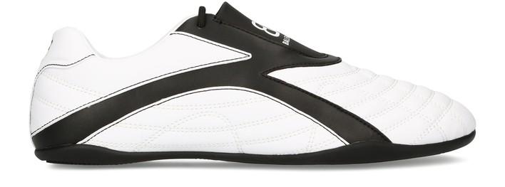 발렌시아가 젠 스니커즈 - 화이트 블랙 Balenciaga Zen sneaker