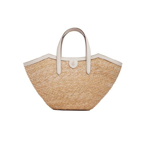 Madeline Straw Basket