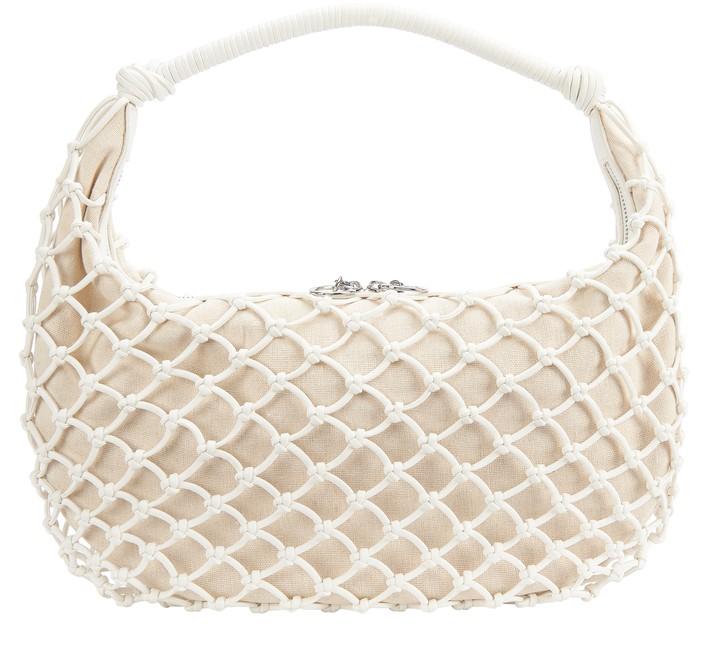 스타우드 루나백 Staud Luna bag,fresh white