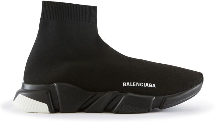발렌시아가 스피드러너 - 블랙/화이트 Balenciaga Speed trainers