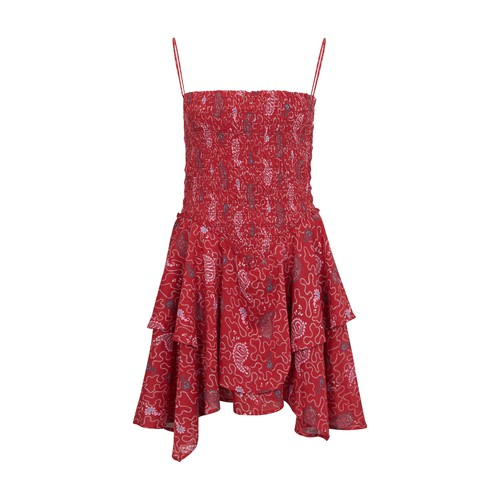 Isabel Marant Étoile ANKA MINI DRESS