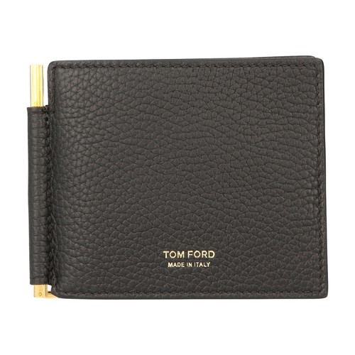 Tom Ford GRAINED LEATHER WALLET