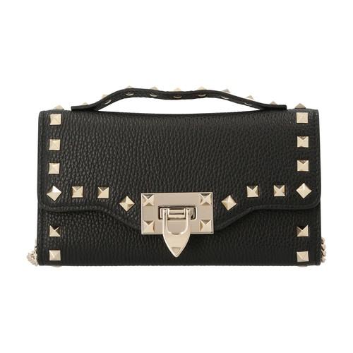 Valentino Garavani - Rockstud wallet on chain