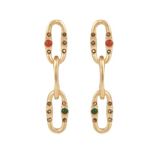 Gas Bijoux Earrings GABRIEL EARRINGS