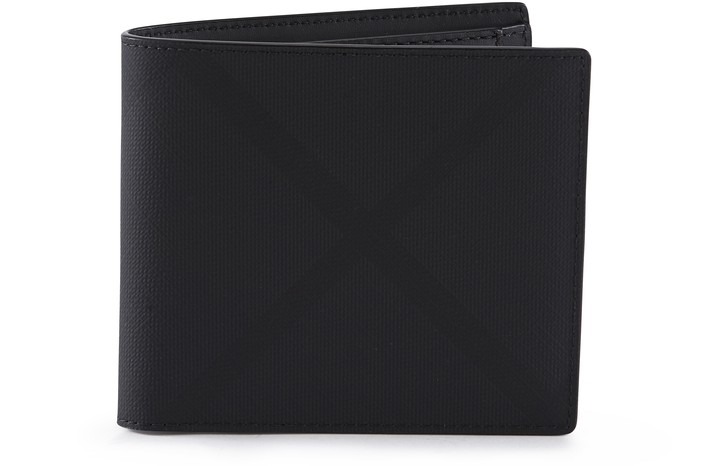 버버리 동전지갑 Burberry Coin holder wallet,dark charcoal