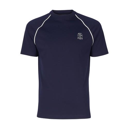 Brunello Cucinelli T-shirts JERSEY T-SHIRT