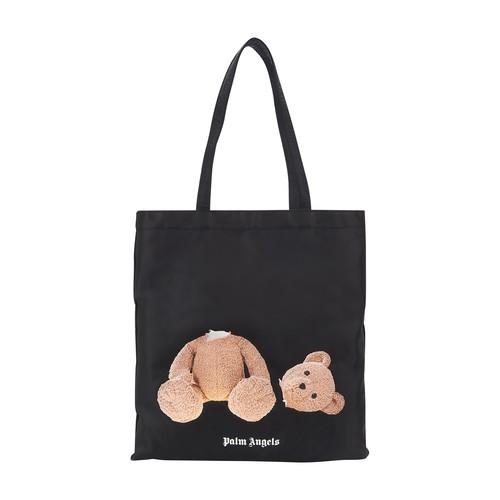 Palm Angels BEAR SHOPPING BAG