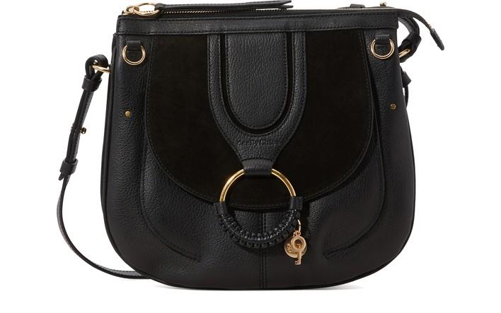 씨 바이 끌로에 See by Chloe Hana small tote bag,black