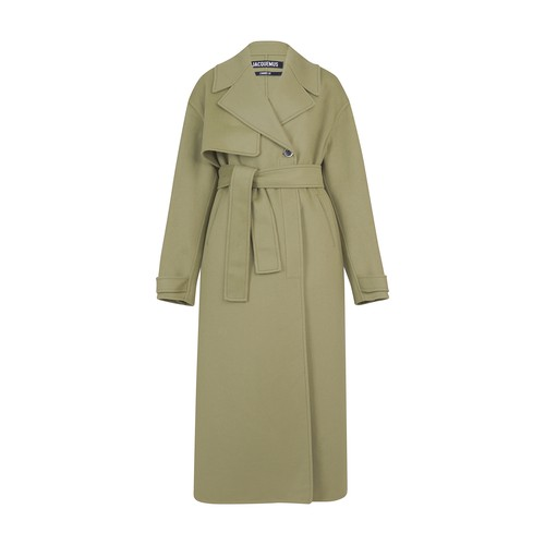 Jacquemus Clothing SABE COAT