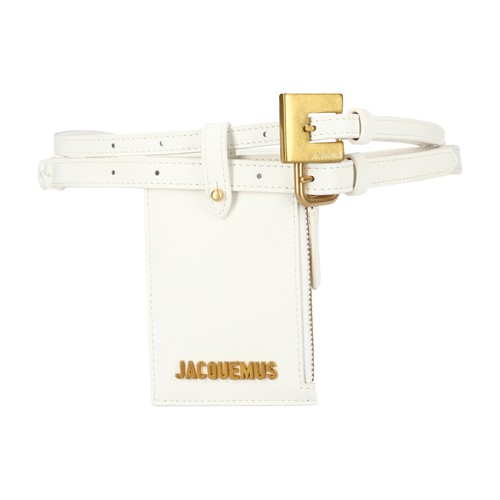 Jacquemus THE DOUBLE BELT