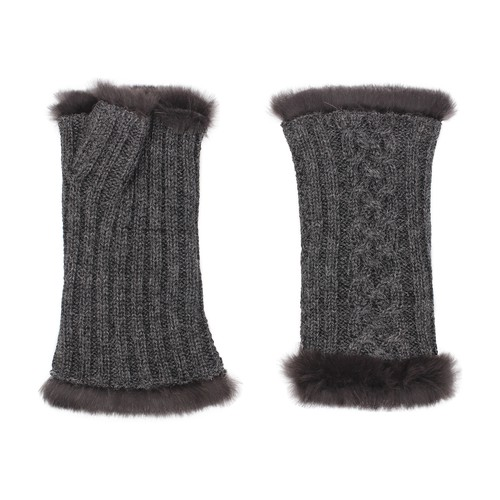 Fur Lining Victoire Gloves