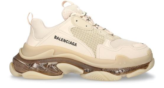 Women's Triple S Clear Sole sneaker   BALENCIAGA   24S