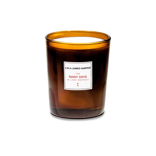 The Rainy Days in Lake District candle 190 g