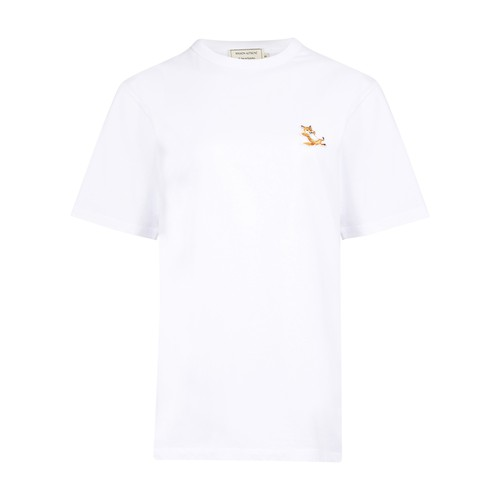 Maison Kitsuné CHILLAX FOX PATCH T-SHIRT