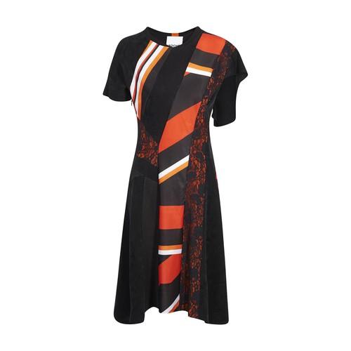 Koché JACQUARD DRESS