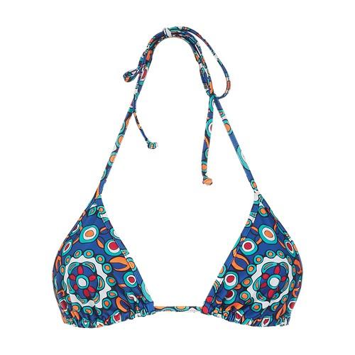 La Doublej Bikinis TRIANGLE BIKINI TOP