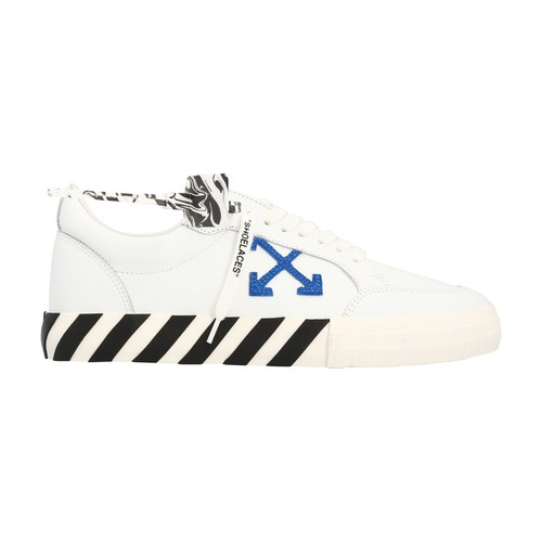 Off-White Canvases LOW VULCANIZED CANVAS SNEAKERS