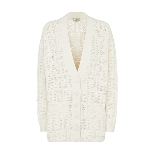 Fendi COTTON CARDIGAN