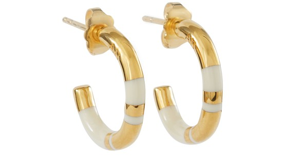 Aurelie Bidermann POSITANO HOOPS