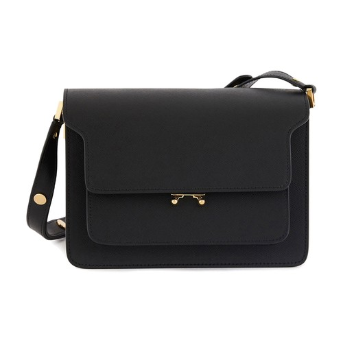Marni Trunk Bag In Black