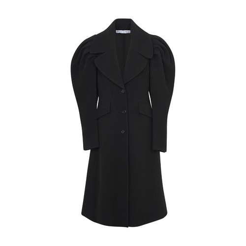Jw Anderson Downs SHOULDER PLEAT COAT