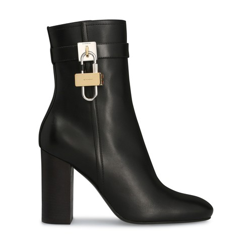 Givenchy Heel Boots In Black