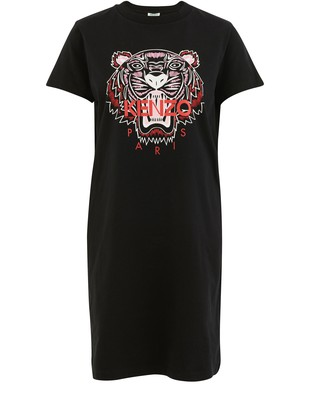 Tiger t shirt dress KENZO