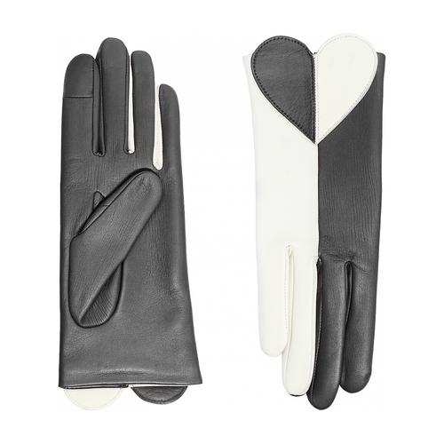 Dual tactile silk lining