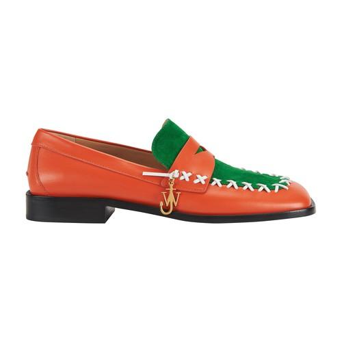 Jw Anderson Flat Stitch loafers