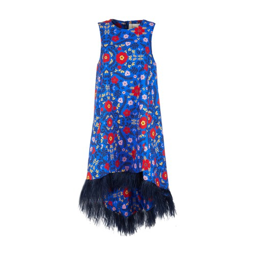 La Doublej Cottons LA SCALA HIGH DRESS