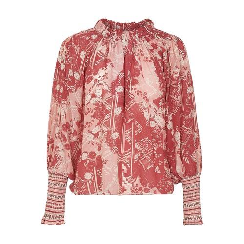 Paracas blouse
