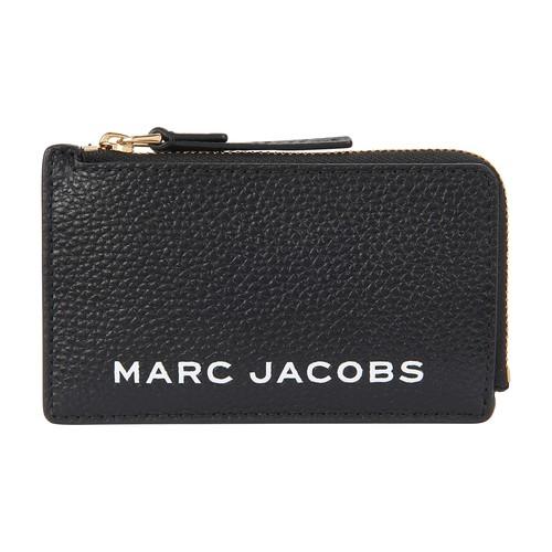 Small top zip wallet