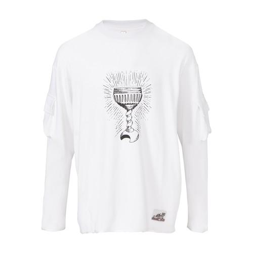 Army long-sleeves t-shirt