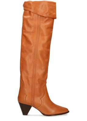 Women's Remko heeled boots | ISABEL MARANT | 24S