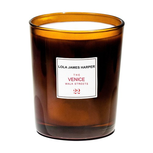 22 The Venice Walk Streets candle 190g