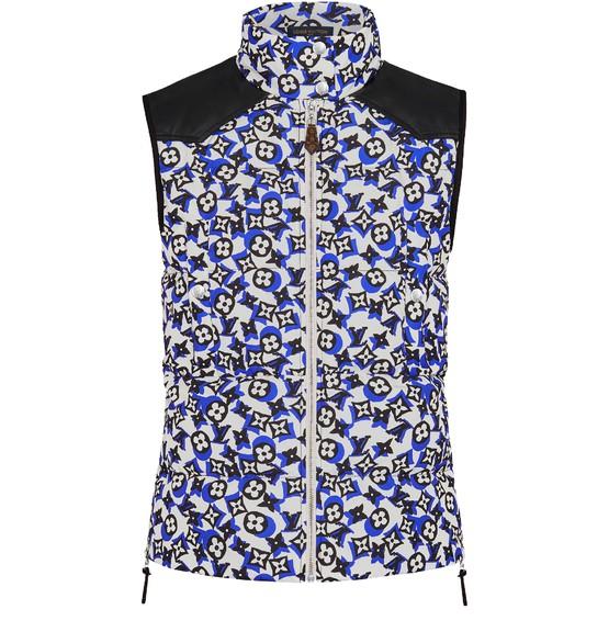 Louis Vuitton Down Vest In Multi