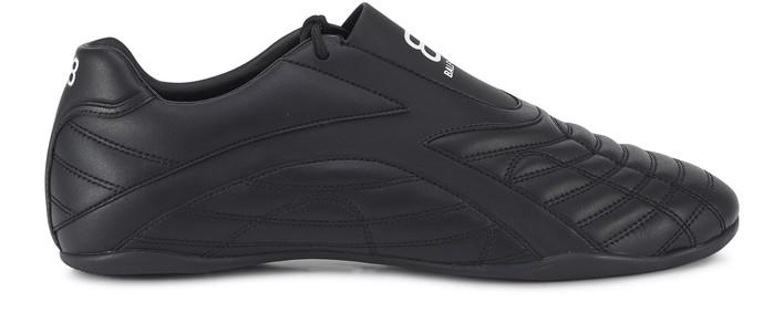 발렌시아가 젠 스니커즈 - 블랙/화이트 Balenciaga Zen sneaker