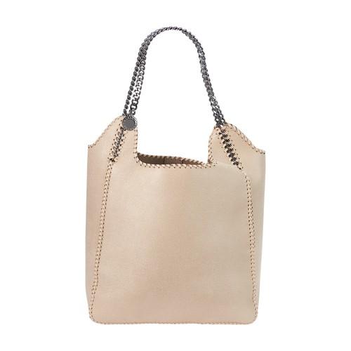 Shaggy Deer large tote bag