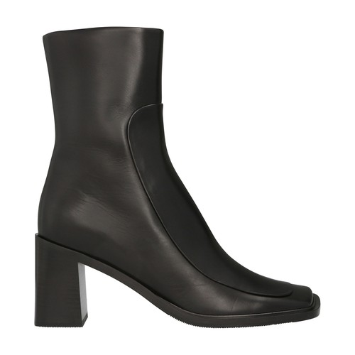The Row Leathers PATCH BOOTS