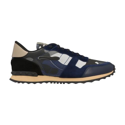 VALENTINO GARAVANI Rockrunner Camouflage Reflective Sneaker