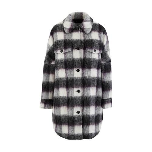 Manteau chemise