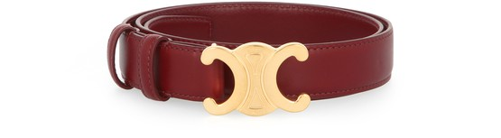 Celine Triomphe Medium Elegant belt