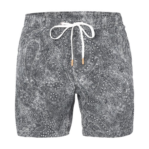Short de bain Paisleys