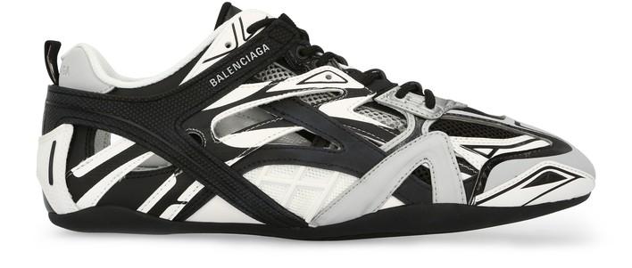 발렌시아가 드라이브 스니커즈 - 라이트 그레이/블랙 Balenciaga Drive sneaker