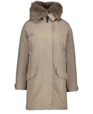 Parka mit Futter aus Kaninchenfell ARMY BY YVES SALOMON