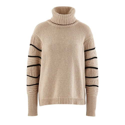 Pull-over en cachemire Cable Knit