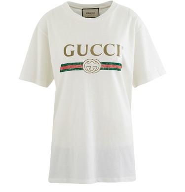 t-shirt femme gucci