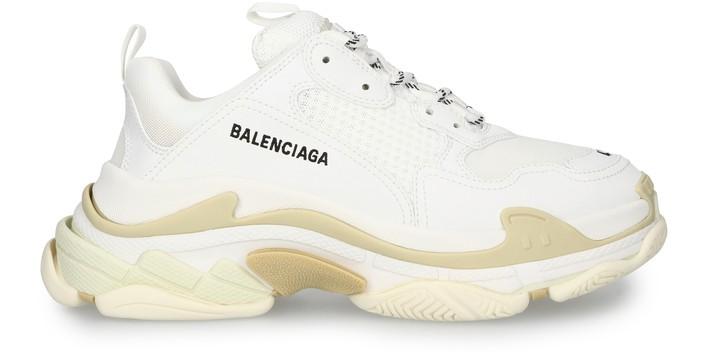 발렌시아가 트리플S 스니커즈 - 화이트 Balenciaga Triple S sneaker